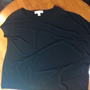 Black Michael Kors top size L